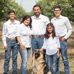 The Kahlon Family