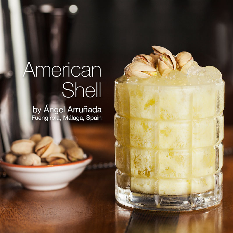 Holiday Cocktails - American Shell