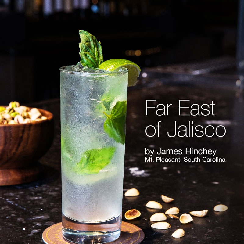 Holiday Cocktails - Far East of Jalisco