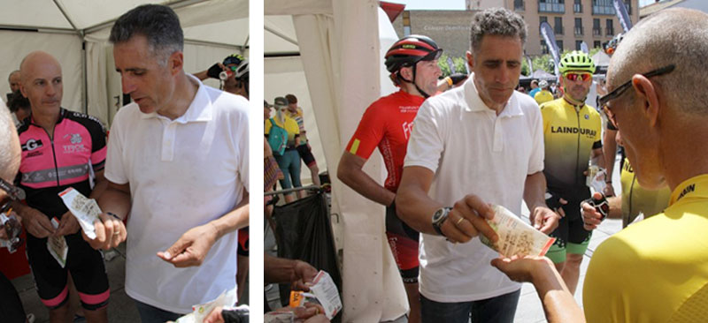 La Indurain Cycling Race