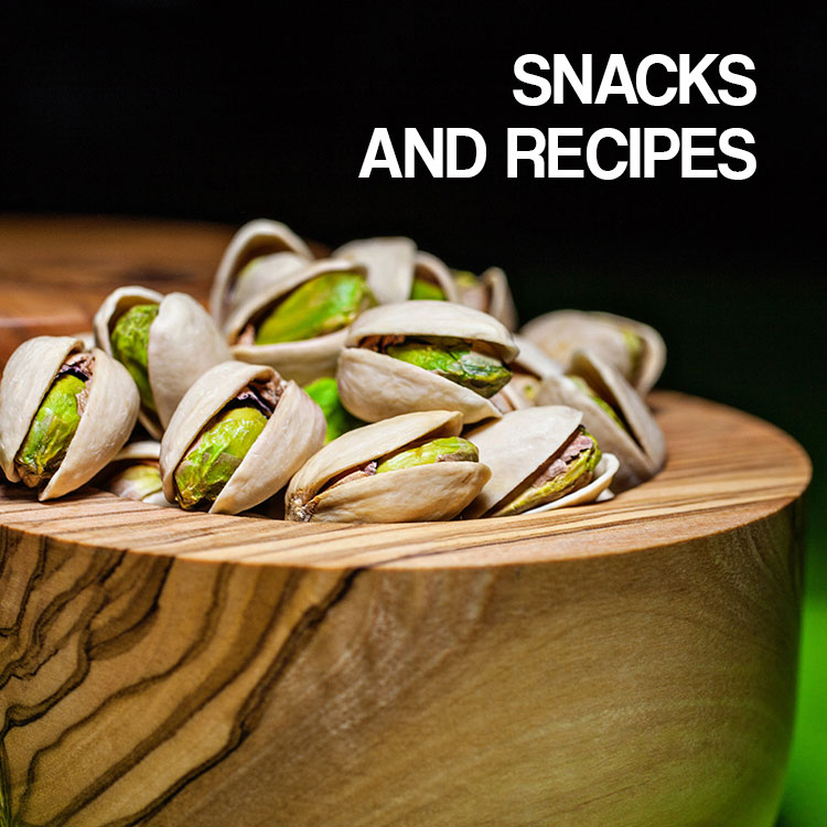 Recipes and Snacking