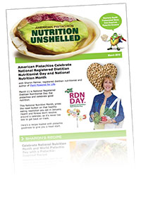 Nutrition Unshelled newsletter subscription