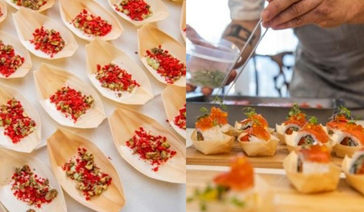 American Embassy Culinary Event in Spain Features American Pistachios