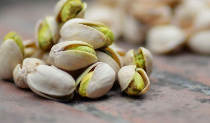 American-grown pistachios